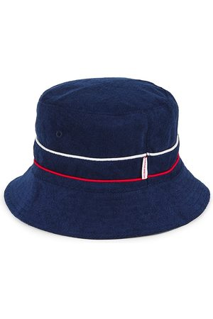 Orlebar Brown Men Hats - Blantyre Piping Bucket Hat