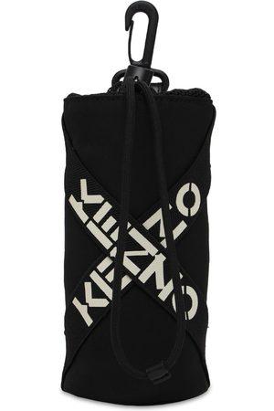 Kenzo Men Sports Equipment - Logo Printed Bottle Holder W/ Strap