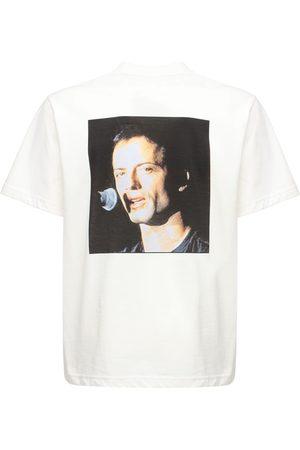 SUNNEI Men T-shirts - Logo Cotton T-shirt