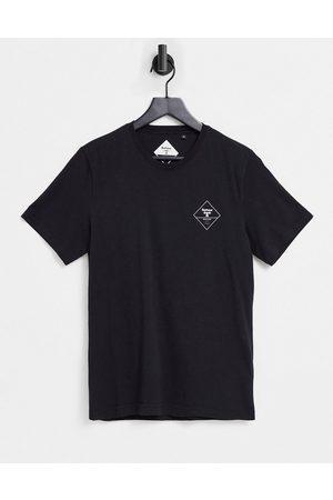 Barbour Beacon T-shirts - Box logo T-shirt in