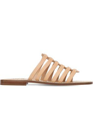 CAPRI POSITANO Women Sandals - 10mm Iris Leather Sandals