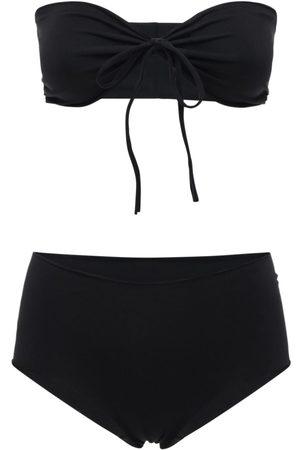 ISOLE & VULCANI Women Bikinis - Seamless Cotton Jersey Bikini