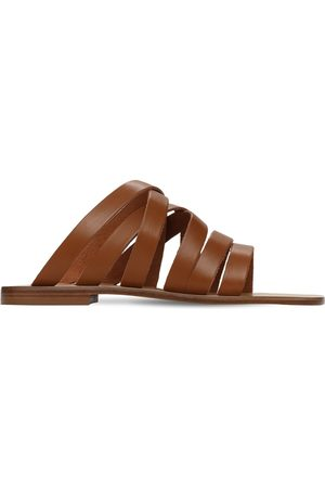 CAPRI POSITANO Women Sandals - 10mm Chiaia Leather Sandals