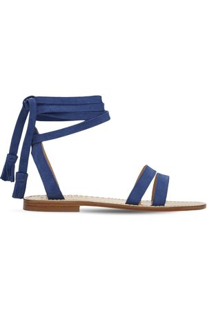 CAPRI POSITANO Women Sandals - 10mm Sofia Suede Sandals