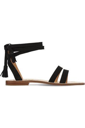 CAPRI POSITANO 10mm Sofia Suede Sandals