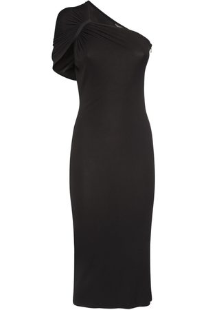 Tom Ford Lightweight Viscose Crepe Jersey Dress