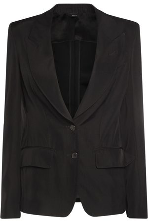 Tom Ford Heavy Twill Classic Blazer Jacket
