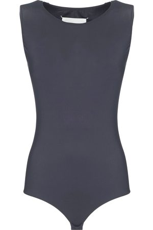 Maison Margiela Technical Jersey Sleeveless Bodysuit