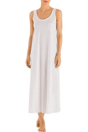 Hanro Cotton Deluxe Tank Nightgown