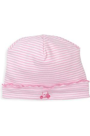 Kissy Kissy Longest Drive Stripe Hat - - Size Newborn