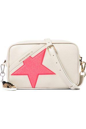 Golden Goose Star leather shoulder bag