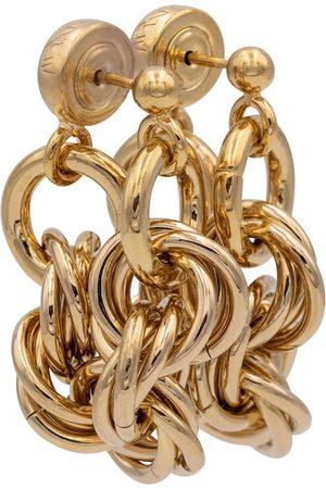 J.W.Anderson Chain earrings