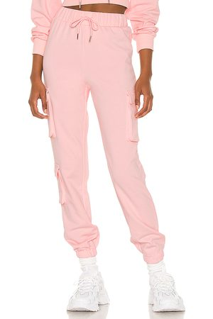 superdown Bethany Cargo Sweatpant in .