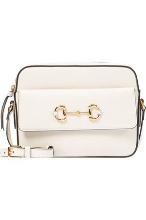 Gucci 1955 Horsebit Small leather camera bag