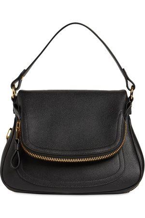 Tom Ford Women Shoulder Bags - Jennyfer Md Grain Leather Shoulder Bag