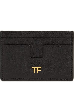 Tom Ford Women Wallets - Tf Leather Card Holder