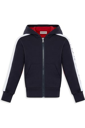 Moncler Little Boy's & Boy's Zip-Front Hoodie - - Size 6