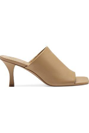 Vince Camuto Women Sandals - Women's Arlinala Square Toe High Heel Sandals