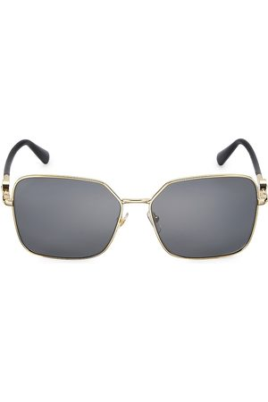 VERSACE Women's 59MM Square Sunglasses
