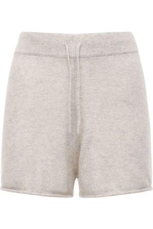 Loulou Studio Robben Cashmere Knit Shorts