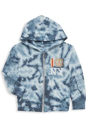 PiccoliNY Baby's, Little Kid's & Kid's Tie-Dye NY Hoodie - - Size 6-12 Months