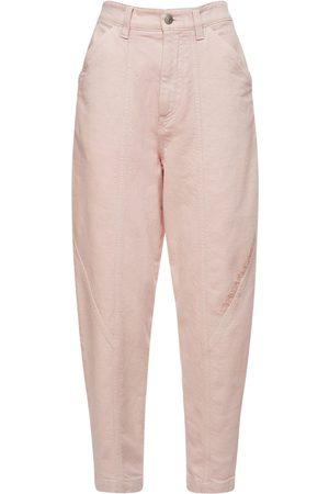 Stella McCartney Organic Cotton Denim Carrot Jeans