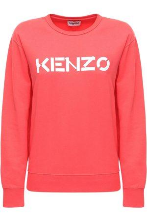 Kenzo Brushed Cotton Sweatshirt