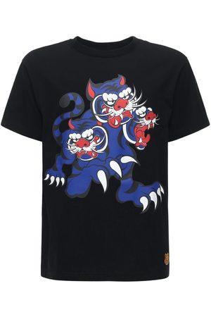 Kenzo Printed Jersey T-shirt