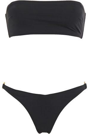 ZIMMERMANN Women Bikinis - Woman Kirra Bandeau Bikini Size 0