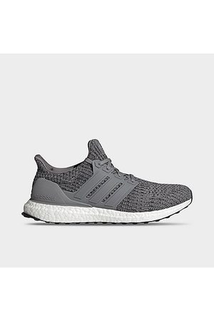 adidas Men's UltraBOOST 4.0 DNA Running Shoes in Grey/Grey Size 7.5 Knit