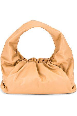 Bottega Veneta Small Shoulder Bag in Neutral