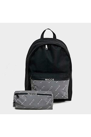Nicce London Men Rucksacks - Airon Backpack in 100% Polyester