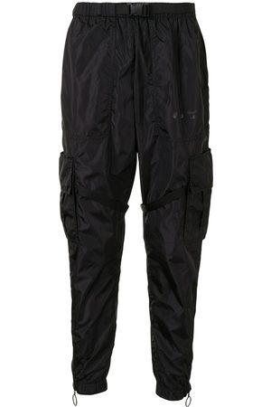 OFF-WHITE Arrow Parachute track trousers