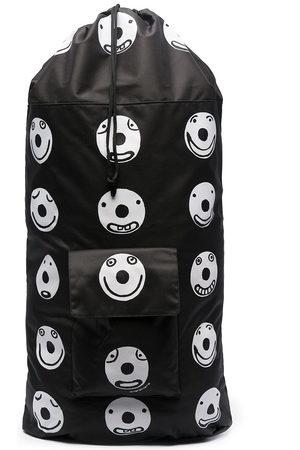 10 CORSO COMO Large smile print backpack