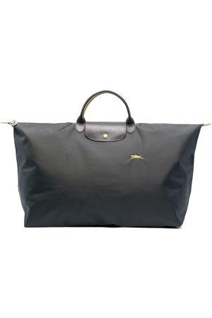 Longchamp Women Travel Bags - Extra large Le Pliage travel bag - Grey