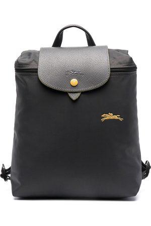 Longchamp Le Pliage backpack - Grey
