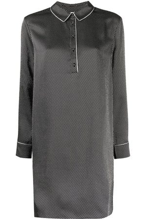 ERES Emma silk tunic - Grey
