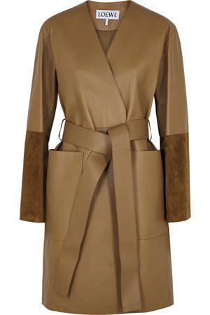Loewe Leather coat
