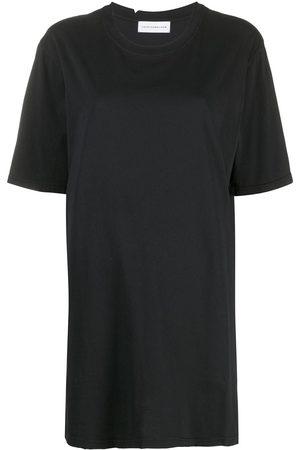 FAITH CONNEXION Logo print oversize T-shirt