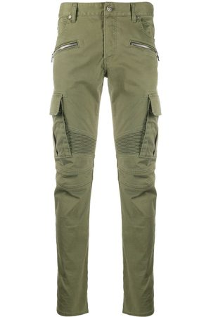 Balmain Tapered fit cargo trousers