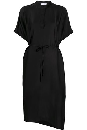 CHRISTIAN WIJNANTS Short-sleeve flared dress