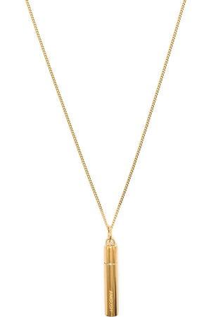 AMBUSH Necklaces - Oversized case pendant necklace