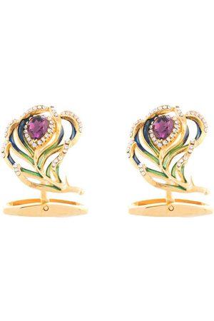 Dolce & Gabbana Men Cufflinks - Crystal-embellished cufflinks