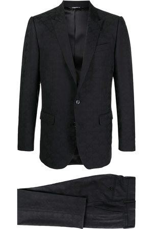Dolce & Gabbana DG-jacquard two-piece suit