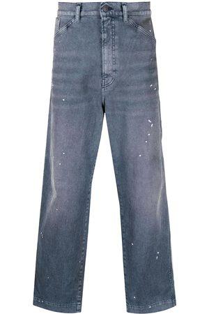 Diesel D-Franky straight-leg jeans
