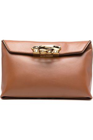 Alexander McQueen Knuckleduster clutch bag
