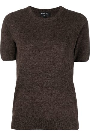 N.PEAL Cashmere knitted top