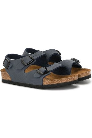 Birkenstock Roma double buckle sandals