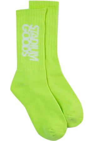 Stadium Goods Socks - Glow in the Dark Crew socks