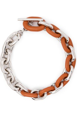 Paco Rabanne Women Necklaces - Cable link choker